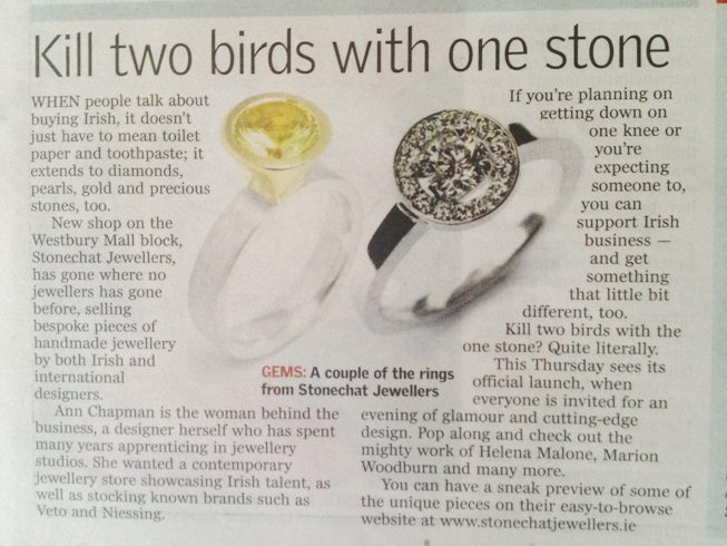 Sunday Independent July 2012