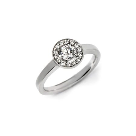 Diamond anvers Engagement ring