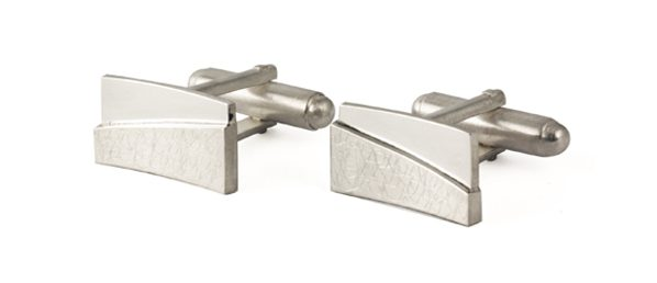Bespoke design cufflinks