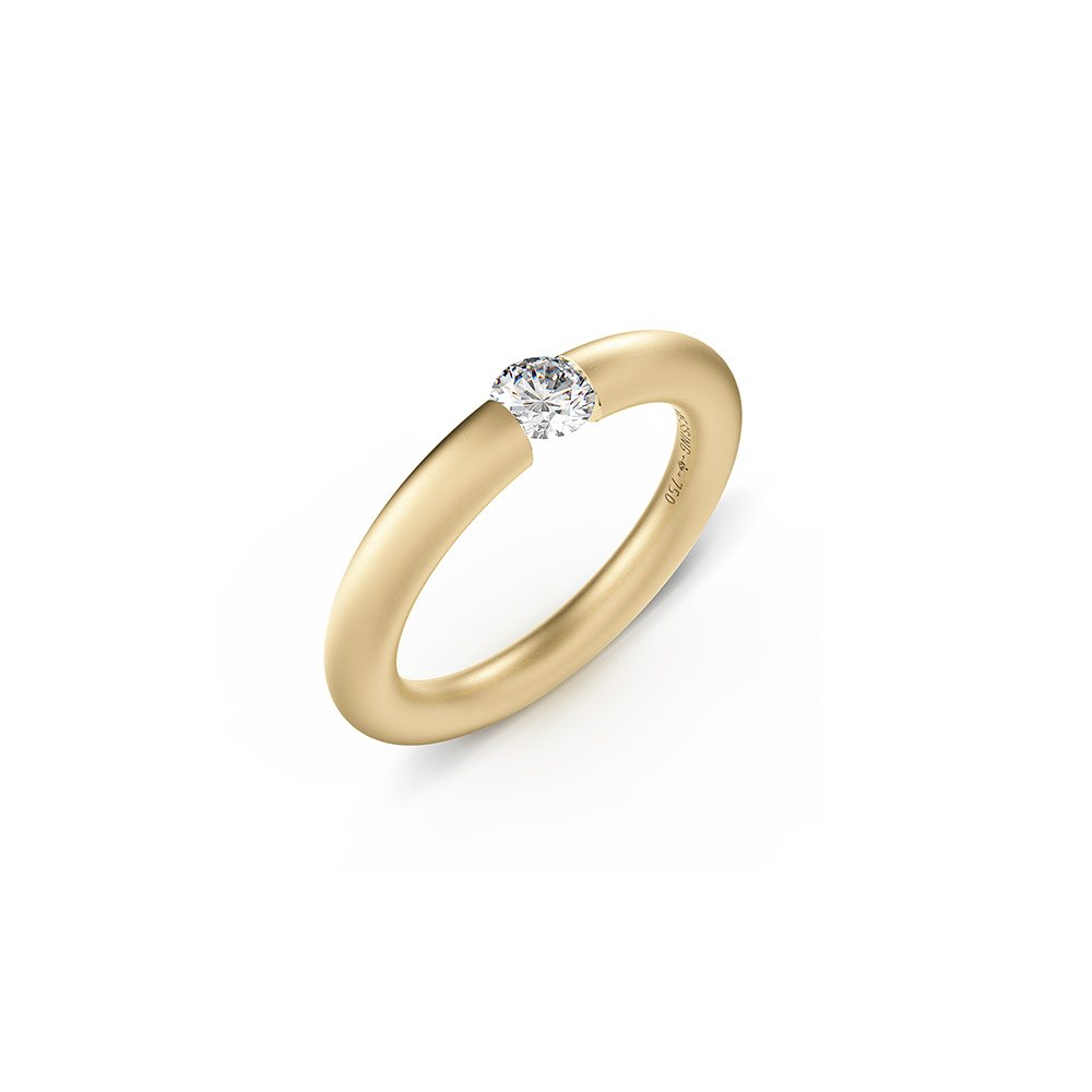 Round tension ring