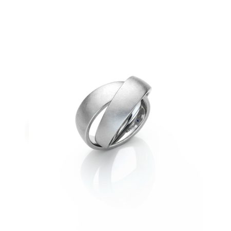 Steel double ring