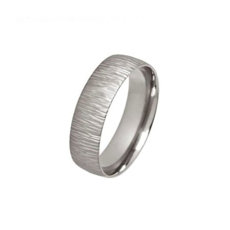 Titanium Rainstorm Ring