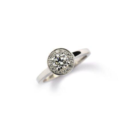 Diamond Anvers Ring