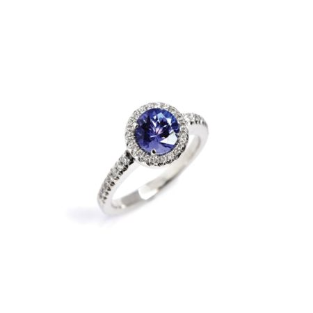 Sapphire Florence Ring