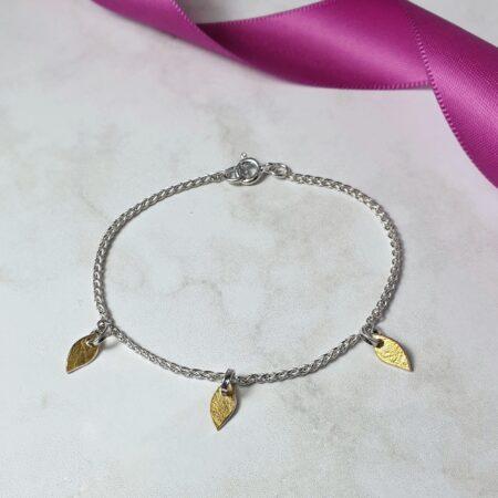 Two-Tone Willow Bracelet